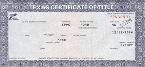 texas temporary id template related keywords texas
