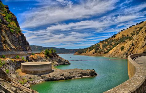 lake berryessa spillway construction glory hole spillway naked photo