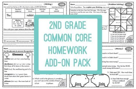 Second Grade Science Homework Help by 1000 Ideas About 2nd Grade Homework On 2nd