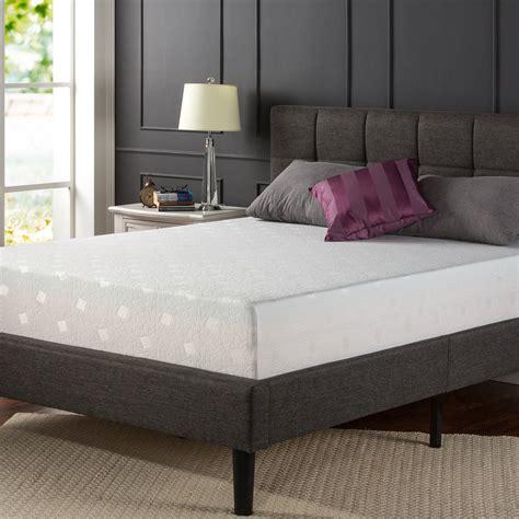 spa sensations 12 quot memory foam comfort mattress king size bed ebay