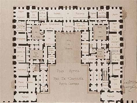 versailles floor plan 1000 images about versailles on pinterest ground floor