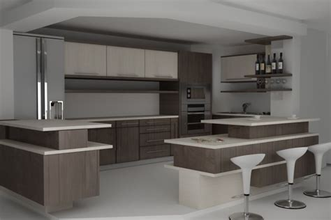 Kitchen Design 3d 3d Design Kitchen Kitchen And Decor