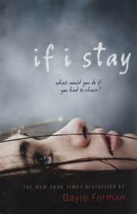 if i stay review if i stay by gayle forman a page of heaven