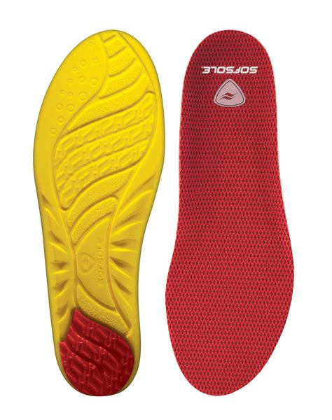 running shoe inserts for high arches sof sole arch performance insole for high arches