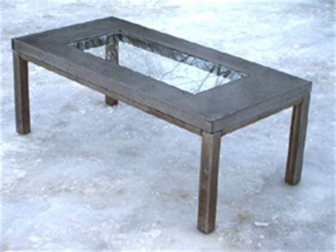 Piepers Furniture by Curt Pieper Concrete Artistry Concrete Furniture For Home Yard Patio Tables And