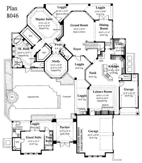 manor house floor plan accommodation floor plans the winchester house floor plan escortsea
