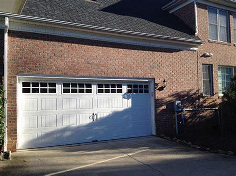 garage door parts charlotte nc