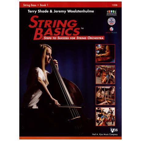 String Basics - string basics band 1 dvd kontrabass jetzt bei paganino
