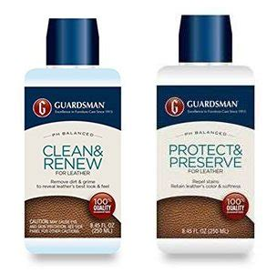 Guardsman Upholstery Cleaner by Best In Household Leather Upholstery Cleaners