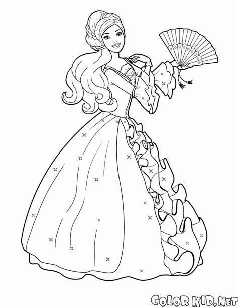 barbie rainbow coloring pages coloring page barbie fan