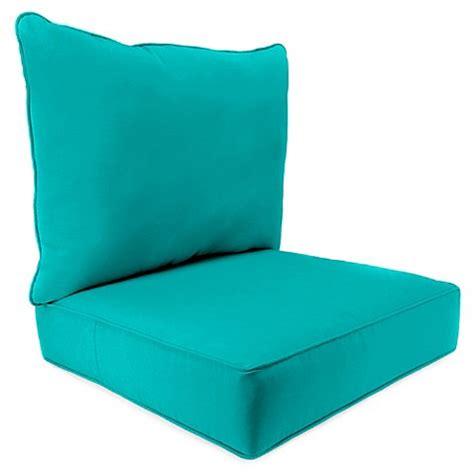 piece deep seat chair cushion