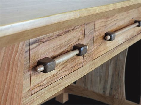 handle build for desk brian benham