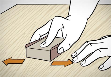 Richtiges Lackieren Von Holz by Holz Schleifen In 5 Schritten Obi Ratgeber