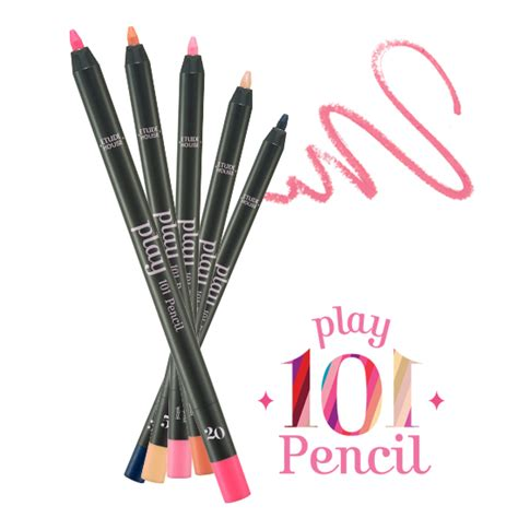 101 Play Pencil etude house play 101 pencil 0 5g ebay