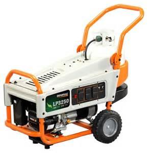 Small Propane Generators For Home Use Generac Lp3250 Propane Portable Generator Southern