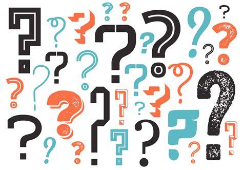question mark background  vector   vectors