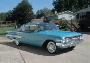 1960s Chevrolet Cars Car Of The Week 1960 Chevrolet Impala