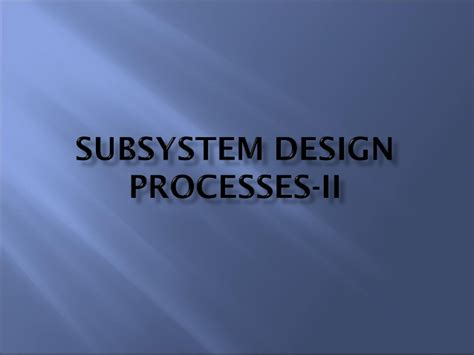 Subsystem Design And Layout In Vlsi Pdf | vlsi subsystem design processes