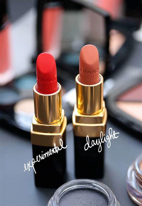 Chanel Lipstick Types types 8 chanel coco lipstick serpden