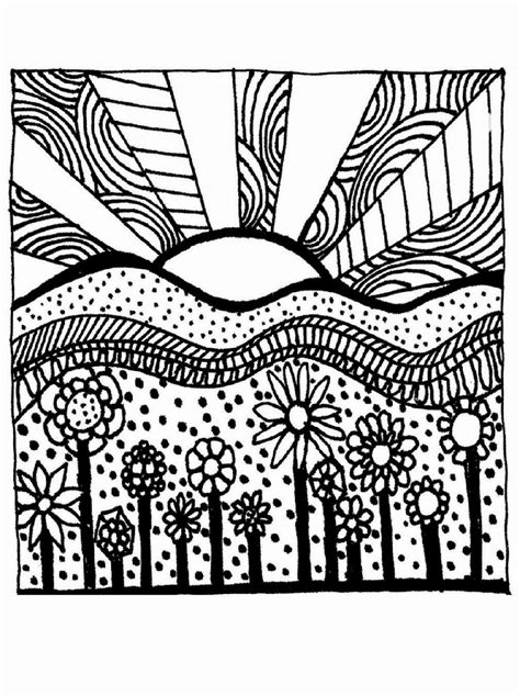 Printable Coloring In Pages For Adults | adult coloring sheets free coloring sheet