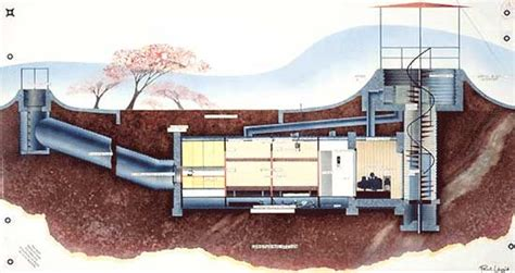 home bunker plans shipping container homes underground google search