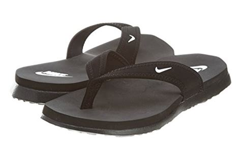 Sandal Cowok Nike Import nike womens celso south flip flop sandals black import it all