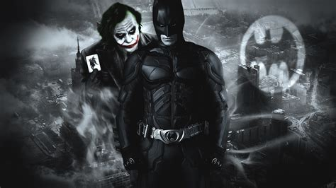 download wallpaper batman dark knight batman the joker dark knight wallpaper allwallpaper in