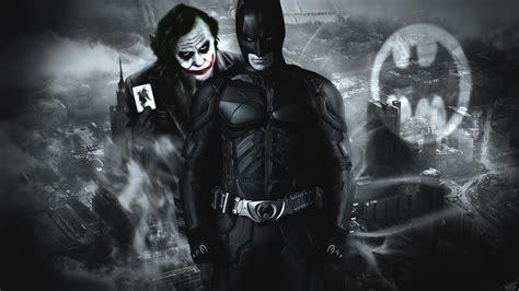 Batman den Joker dark knight wallpaper   AllWallpaper.in