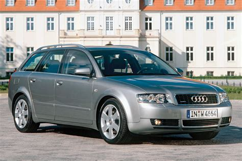 audi a4 avant 1 8 5v turbo 163 pk quattro b6 2003