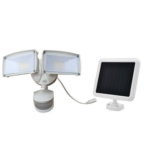 Solar Lights For Home Xepa 600 Lumen 160 Degree Outdoor Motion Activated Solar