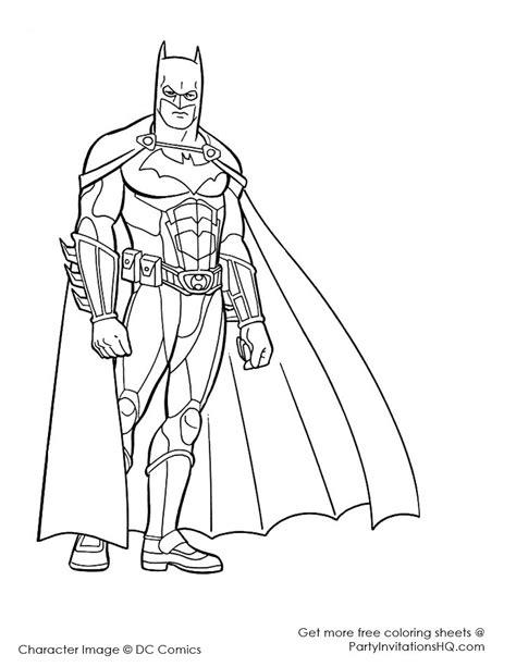 batman coloring pages bestofcoloringcom