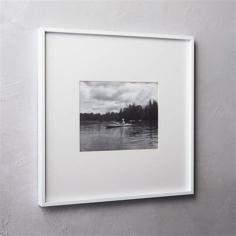gallery white  picture frame reviews cb