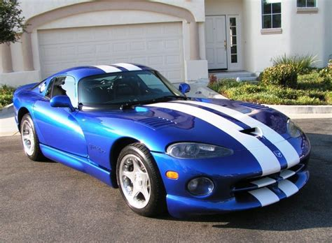 1996 dodge viper gts for sale buy used 1996 dodge viper gts in glenhaven california