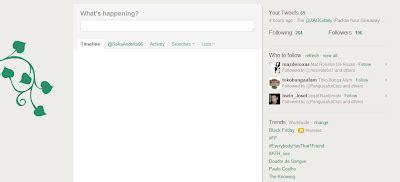 membuat twitter transparan cara membuat sidebar twitter transparan cara buat
