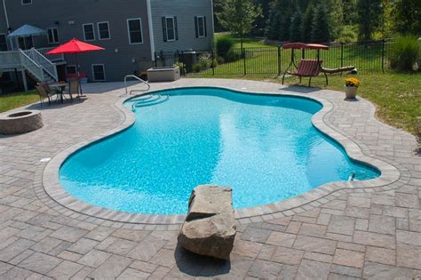pool design options northern pool spa me nh ma stunning pool liner designs ideas decoration design