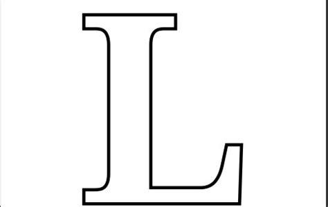 printable pdf letter l coloring page printable alphabet
