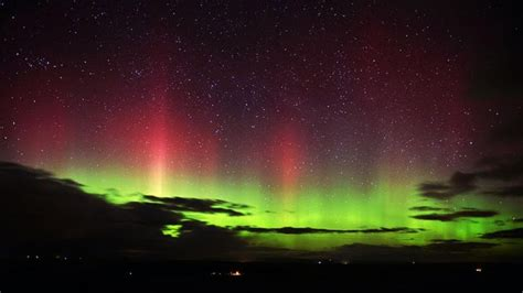 did you know that the northern lights can appear in many