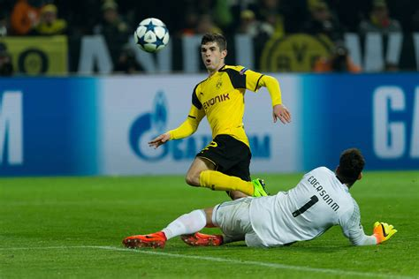 christian pulisic goals christian pulisic inside the dortmund usa rising star s
