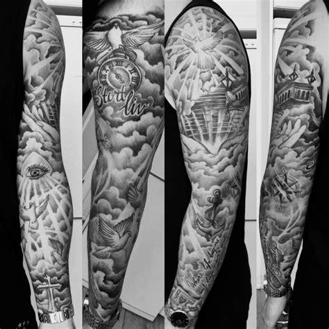 family half sleeve tattoo designs sleeve stairwaytoheaven stortliv family faith