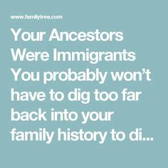 Should You Dig Into Your Family Of Origin Issues To Understand Your Choices In Part One 1000 images about immigrants genealogy on
