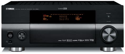 yamaha rx   channel home theater receiver