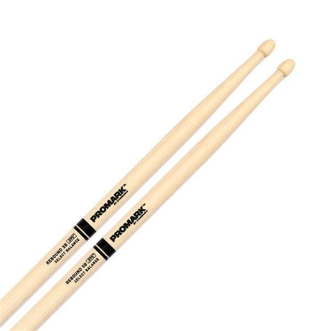 Stick Drum Muman American Hickory 5b promark rebound 5b 595 quot hickory acorn wood tip drum sticks kenny s