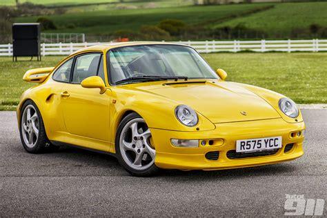 Porsche 993 Turbo S by The 12 Rarest Exclusive Built Porsche 911s Total 911