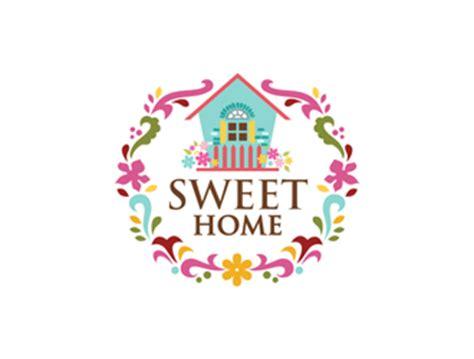 Sweet home logo design   48HoursLogo.com