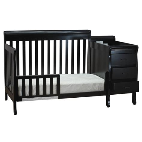 black convertible cribs black convertible cribs stork craft modena 4 in 1 fixed