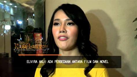 film layar lebar indonesia janji hati film janji hati debut awal elvira di layar lebar youtube