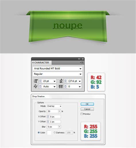 tutorial illustrator web adobe illustrator tutorial create a set of sleek web ribbons