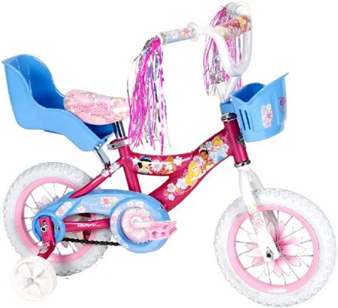 disney princess doll seat for bike huffy 12 inch princess bike pink cycles for