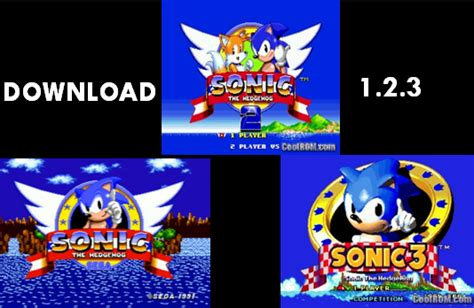 sonic full version games free download download sonic the hedgehog 1 or 2 or 3 game free pc full