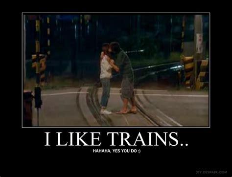 I Like Meme - image 178686 i like trains know your meme